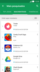 Asus Zenfone 2 - Aplicativos - Como baixar aplicativos - Etapa 7