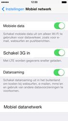 Apple iPhone 5s - Internet - handmatig instellen - Stap 6