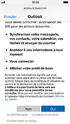 Apple iPhone 5s - iOS 12 - E-mail - Configuration manuelle (outlook) - Étape 8