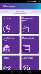 Huawei P9 - Applications - MyProximus - Étape 10