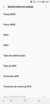 Samsung Galaxy J6 - Internet (APN) - Como configurar a internet do seu aparelho (APN Nextel) - Etapa 15