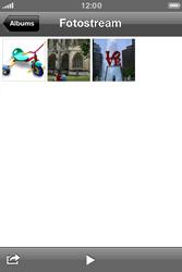 Apple iPhone 4 S - MMS - Afbeeldingen verzenden - Stap 9