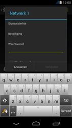 Acer Liquid Jade Z - WiFi en Bluetooth - Handmatig instellen - Stap 7