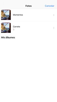 Apple iPhone 7 Plus iOS 11 - Mensajería - Escribir y enviar un mensaje multimedia - Paso 12