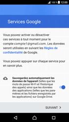 Sony Xperia XZ Premium - E-mails - Ajouter ou modifier votre compte Gmail - Étape 14