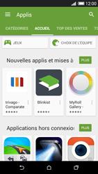 HTC Desire 820 - Applications - Télécharger une application - Étape 5
