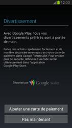 Samsung Galaxy Note 2 - Premiers pas - Créer un compte - Étape 25