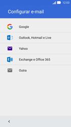 Asus Zenfone 2 - Email - Como configurar seu celular para receber e enviar e-mails - Etapa 8