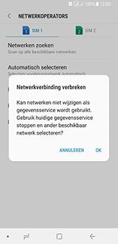 Samsung galaxy-a8-2018-sm-a530f-android-oreo - Netwerk selecteren - Handmatig een netwerk selecteren - Stap 13
