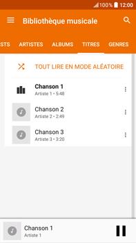 HTC Desire 825 - Photos, vidéos, musique - Ecouter de la musique - Étape 8