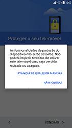 Sony Xperia XA (F3111) - Primeiros passos - Como ligar o telemóvel pela primeira vez -  11