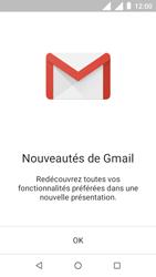 Nokia 1 - E-mail - Configuration manuelle (gmail) - Étape 4