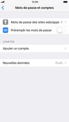 Apple iPhone 6s - iOS 12 - E-mail - Configuration manuelle - Étape 5