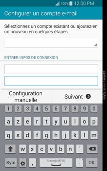 Samsung N915FY Galaxy Note Edge - E-mail - Configuration manuelle - Étape 6