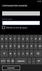 Nokia Lumia 520 - E-mail - Configurer l