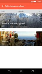HTC Desire 816 - Contact, Appels, SMS/MMS - Envoyer un MMS - Étape 16
