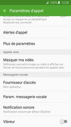 Samsung A510F Galaxy A5 (2016) - Messagerie vocale - configuration manuelle - Étape 7
