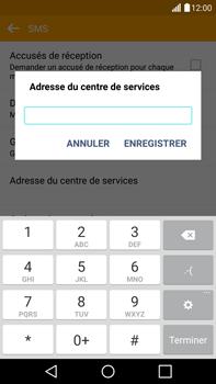 LG H815 G4 - SMS - configuration manuelle - Étape 8