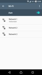 Sony Xperia XZ (F8331) - WiFi - Verbinden met een netwerk - Stap 8