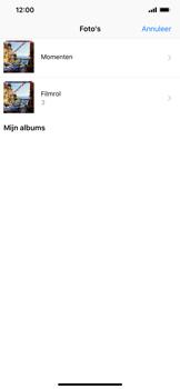 Apple iPhone XS Max - MMS - hoe te versturen - Stap 10