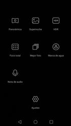Huawei P8 - Funciones básicas - Uso de la camára - Paso 5