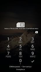 Lenovo Vibe K5 - Funções básicas - Como reiniciar o aparelho - Etapa 4