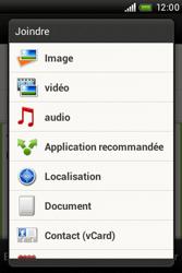 HTC A320e Desire C - E-mail - Envoi d