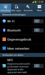 Samsung Galaxy S3 Mini VE (I8200) - Internet - Handmatig instellen - Stap 4