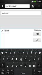 HTC One Mini - MMS - envoi d'images - Étape 10