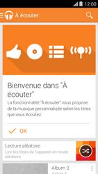 Bouygues Telecom Ultym 5 II - Photos, vidéos, musique - Ecouter de la musique - Étape 5