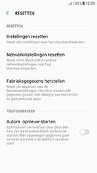 Samsung Galaxy J5 (2017) - Toestel reset - terugzetten naar fabrieksinstellingen - Stap 6