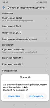 Huawei mate-20-lite-dual-sim-model-sne-lx1 - Contacten en data - Contacten overzetten via Bluetooth - Stap 9