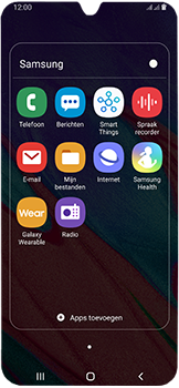 Samsung Galaxy A40 - Internet - internetten - Stap 3