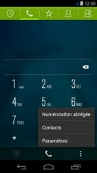 Acer Liquid Jade Z - Messagerie vocale - Configuration manuelle - Étape 5