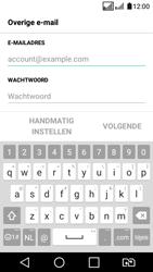 LG K4 (2017) (LG-M160) - E-mail - Handmatig instellen - Stap 8