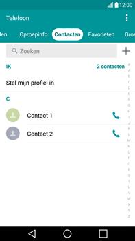 LG G4 Stylus (LG-H635) - Contacten en data - Contacten kopiëren van toestel naar SIM - Stap 4