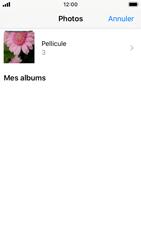 Apple iPhone SE - iOS 13 - MMS - envoi d'images - Étape 11