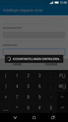HTC Desire 610 - E-mail - Handmatig instellen - Stap 18