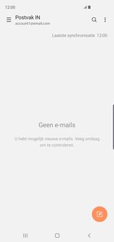 Samsung Galaxy S10 - E-mail - handmatig instellen - Stap 18