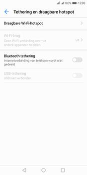 Huawei Mate 10 Pro Dual-SIM (Model BLA-L29) - WiFi - Mobiele hotspot instellen - Stap 5