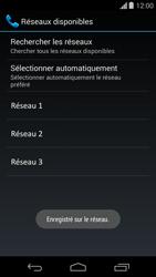 Motorola Moto G - Réseau - utilisation à l'étranger - Étape 13