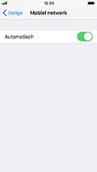 Apple iPhone 5s - iOS 12 - Netwerk - Handmatig een netwerk selecteren - Stap 5