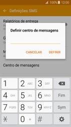 Samsung Galaxy J3 (2016) - SMS - Como configurar o centro de mensagens -  9