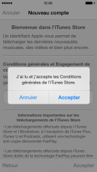 Apple iPhone 5c - Applications - Télécharger des applications - Étape 12