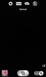 LG F70 - Photos, vidéos, musique - Prendre une photo - Étape 10