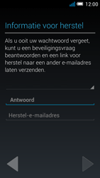 Alcatel OT-7041X Pop C7 - Applicaties - Account aanmaken - Stap 15
