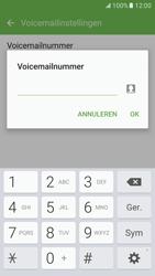Samsung G930 Galaxy S7 - Voicemail - Handmatig instellen - Stap 8
