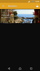 Sony Xperia Z5 - Photos, vidéos, musique - Envoyer une photo via Bluetooth - Étape 6