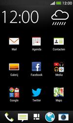 HTC Desire 500 - E-mail - handmatig instellen - Stap 3