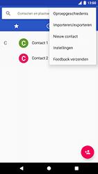 Google Pixel - Contactgegevens overzetten - delen via Bluetooth - Stap 6